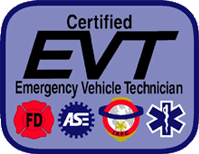 EVT Certified Emergency Vehicles