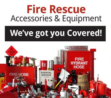 Fire Rescue Accessories & Equipment Apparatus